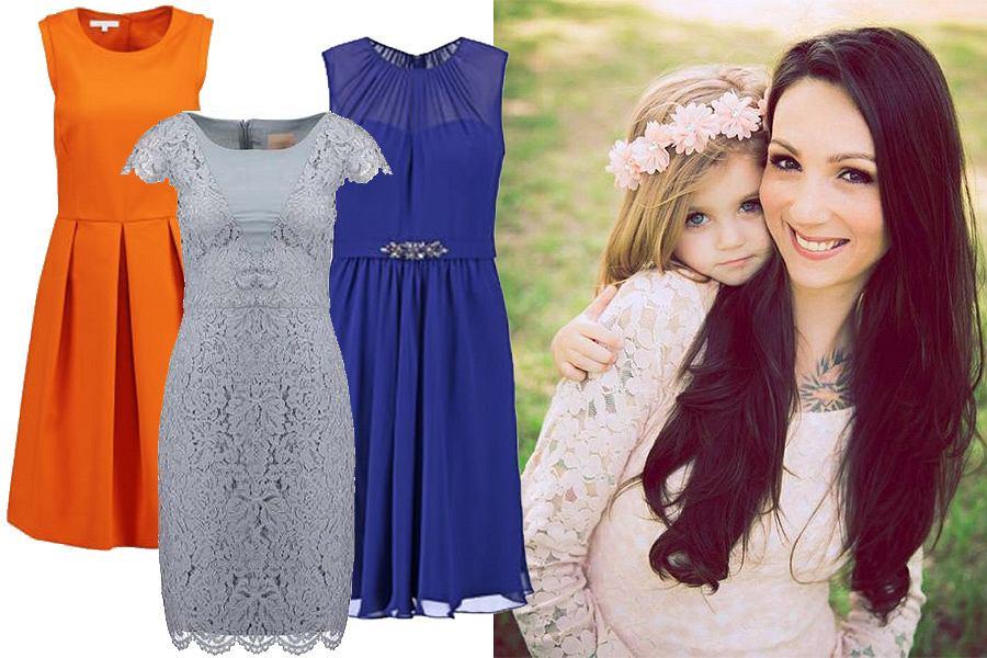 8b551c2b23 Sukienki na komunię  modne propozycje dla kobiet w każdym wieku