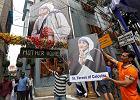 Matka Teresa z Kalkuty ogłoszona świętą. Tłumy wiernych na kanonizacji