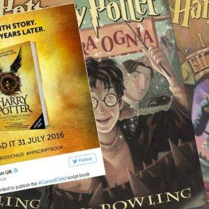 """Harry Potter wr�ci w kolejnej ksi��ce. Jest tylko jedno """"ale""""..."""
