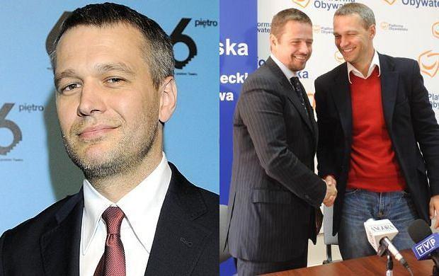Nowy Minister Cyfryzacji przyja�ni si� z Micha�em �ebrowskim! By� jego �wiadkiem na �lubie