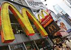 McDonald's chwali się swoimi produktami