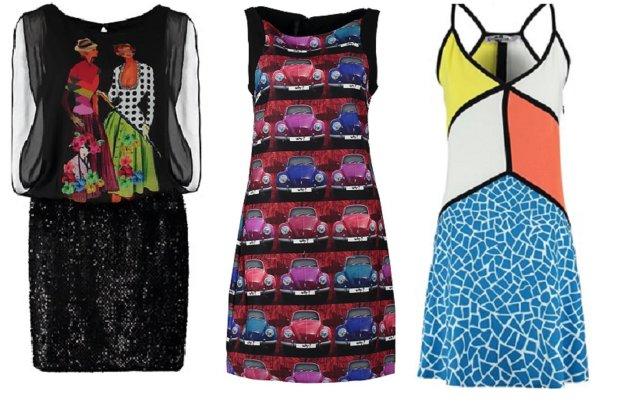 62dc0298798c6 Oryginalne sukienki Desigual - musisz je mieć!