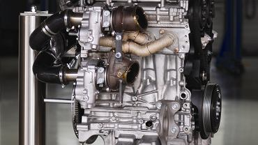 Koncepcyjny silnik 2.0 450 KM Drive-E