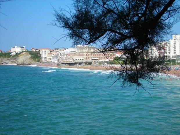 Biarritz, Francja, fot. mka