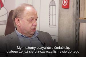 Prof. Sadurski: Polskie władze używają faszystowskiej retoryki
