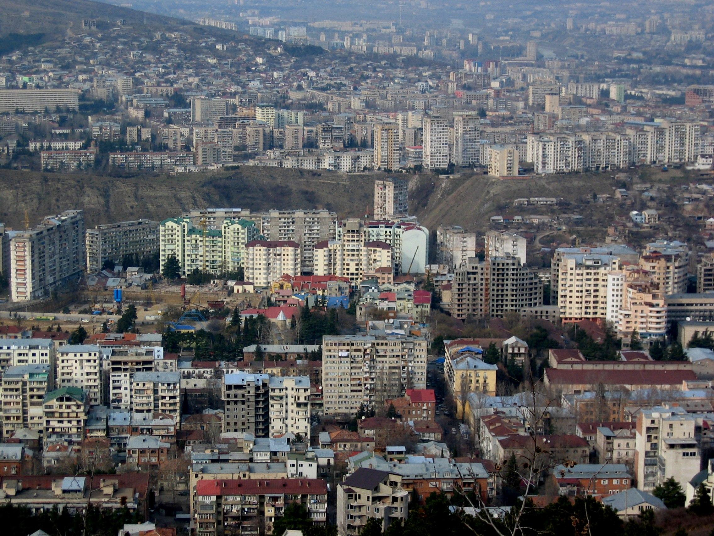 Tbilisi, Gruzja (fot. Matt Bateman / www.flickr.com / CC BY 2.0 / http://bit.ly/1KIo58J)