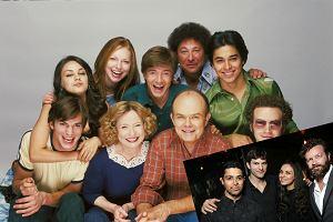 Różowe lata 70-te to jeden z najpopularniejszych sitcomów w historii telewizji. Serial, którego akcja toczy się w połowie lat siedemdziesiątych i opowiada o grupie rozpoczynających dorosłość młodych ludzi, podbił serca widzów na całym świecie. Również w Polsce That 70s Show cieszył się wielką popularnością i był początkiem wielu wielkich karier swoich gwiazd. Jak teraz wyglądają aktorzy serialu i czym się zajmują? Sprawdźcie w naszej galerii!