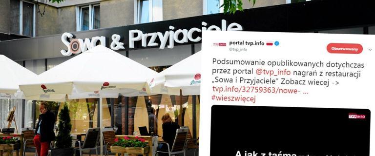 TVP.info próbuje wplatać w taśmy Rafała Trzaskowskiego, mimo że go na nich nie ma. ''Dno''