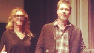 Julia Roberts i Brad Pitt