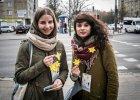 Akcja �onkile na rocznic� Powstania w Getcie: Wyci��, zgi��, przyklei� i gotowe