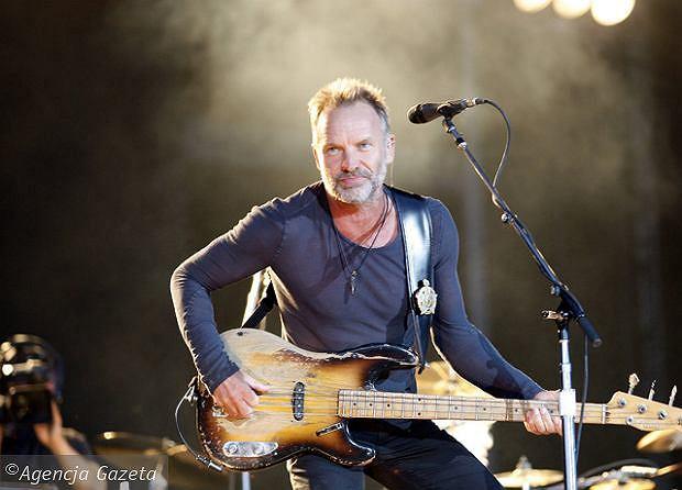 """Sting wyrusza w trasę promującą najnowszy album """"57th&9th"""". Legenda rocka 27 marca zagra na warszawskim Torwarze. Premiera sprzedaży biletów rusza już 21 listopada 2016, o 10:00. Ile będą kosztowały wejściówki na występ Stinga i jego specjalnych gości?"""