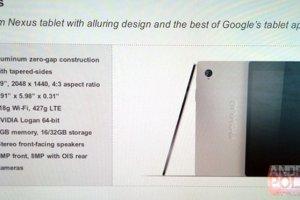 Google szykuje naprawd� niesamowity tablet