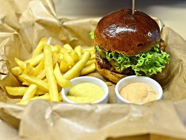Burger a'la