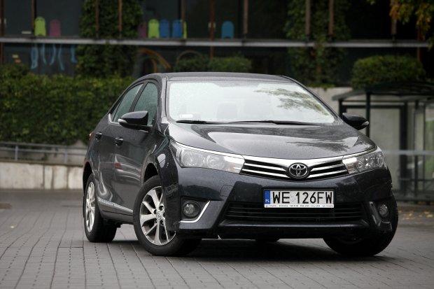 Toyota Corolla 1.6 Premium | Test | Komfort przede wszystkim