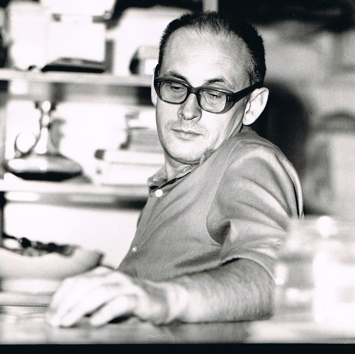 Jerzy Treutler (fot. materiały prasowe)