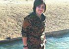 Dziewiętnastoletnia Kurdyjka ma dość wojowania