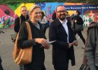 Barbara Nowacka apeluje do Dudy. Zobacz relację ze spotkania z wyborcami w Warszawie