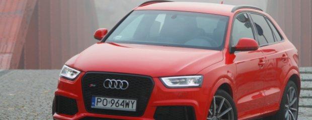 Audi RS Q3 w polskich salonach