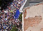 Marsz dla Polski i dla Unii