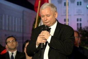 Kaczy�ski: W ci�gu dw�ch lat dwa pomniki na Krakowskim Przedmie�ciu
