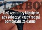 """""""Playboy"""" przestanie publikować zdjęcia roznegliżowanych kobiet"""