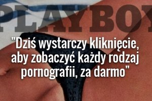 """""""Playboy"""" przestanie publikowa� zdj�cia roznegli�owanych kobiet"""