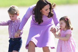 Księżna Kate z dziećmi
