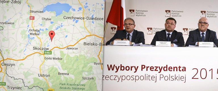 Cisza wyborcza przed�u�ona do 22:30! Ca�a Polska czeka na Kowale (mieszka tam 611 os�b)