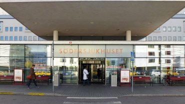 Szpital Soedersjukhuset w Sztokholmie