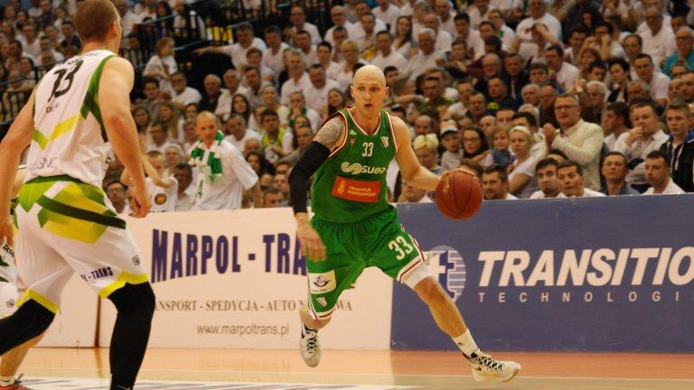 Legia w środę przegrała w Krośnie i nie zagra w przyszłym sezonie w Tauron Basket Lidze