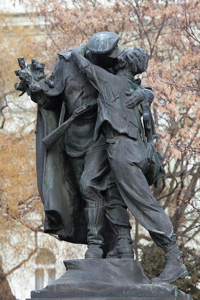 Pomnik 'Braterstwo'