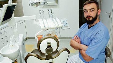 Lekarz stomatolog Aleksander Głuszko