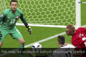 Euro 2016. Szwajcarski dziennikarz: B�dzie 1:1 po 90 minutach, a w doliczonym czasie to Polska zdob�dzie decyduj�c� bramk�
