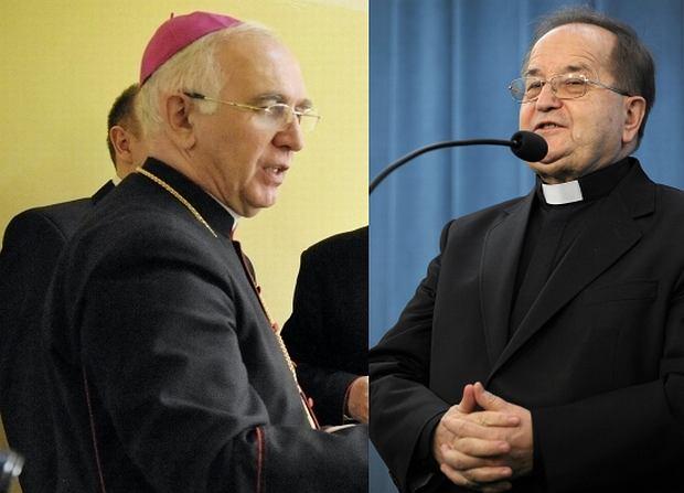 Abp. Wacław Depo i o. Tadeusz Rydzyk