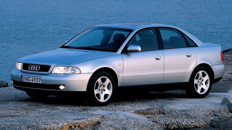 Audi A4 1994 2004 Opinie Moto Pl