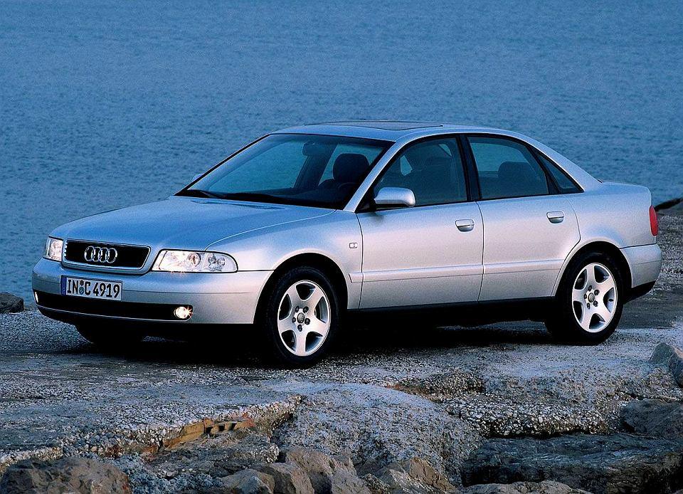 Audi A4 1994 2004 Opinie Motopl