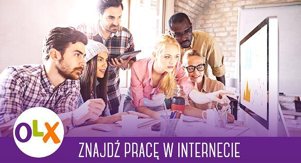 Znajdź pracę w Internecie!