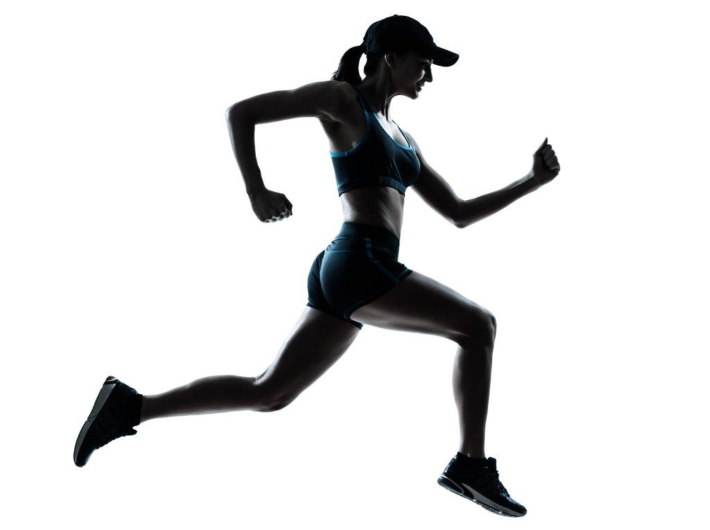 Bieganie daje efekty! Taka sylwetka to zasługa mądrego biegania i jedzenia.