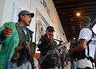 Terroryzowani mieszka�cy meksyka�skiego miasteczka zabili 9 gangster�w