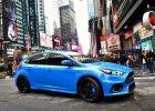 Ford Focus RS | Osiągi [aktualizacja]