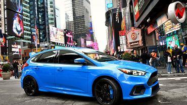 2016 Ford Focus RS (wersja amerykańska)