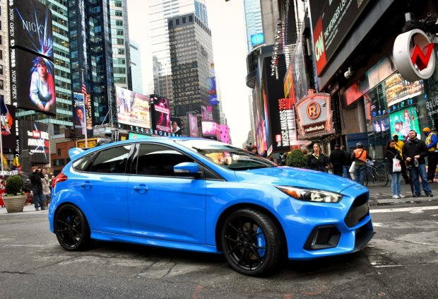 Nowy Focus RS | Gdzie le�y granica?