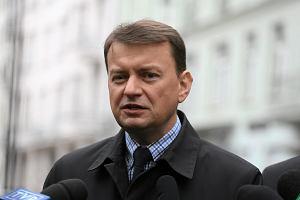 Odwodnienie działki ministra Mariusza Błaszczaka. Sąd chce przesłuchać szefa MSW w sprawie korupcji