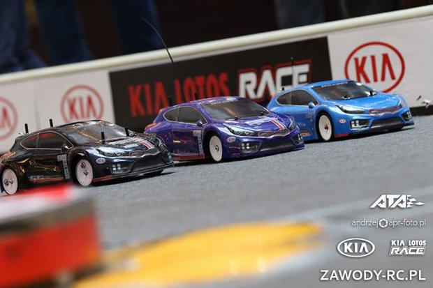 Kia Motors Polska w Otwartych Mistrzostw Polski modeli zdalnie sterowanych