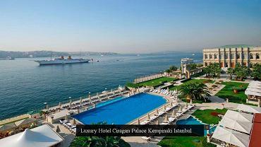 Hotel Ciragan Palace Kempinski*****, Stambuł, Turcja / print screen ze strony http://www.kempinski.com