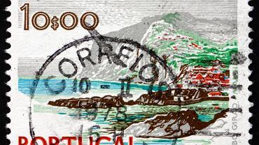znaczek Portugalia
