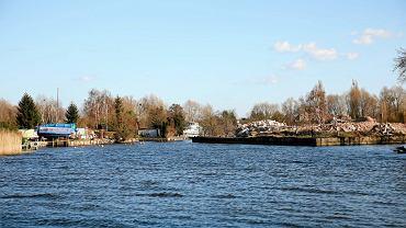 Marina powstanie w południowo-wschodniej części jeziora Dąbie