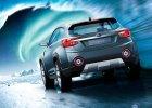 Salon Genewa 2014 | Subaru Viziv2