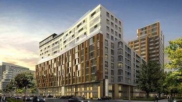 Apartamenty Grzybowska 4, Dom Development S.A.