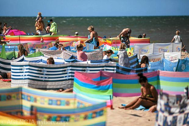 Polska wieś niczym... Dubaj. W Jarosławcu powstaje plaża, z którą w całej Europie może się równać tylko jedna